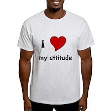 Heart attitude T-Shirt