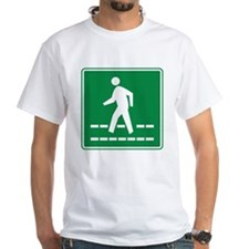 Pedestrian Crossing Sign Shirt