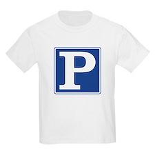 Parking Sign T-Shirt