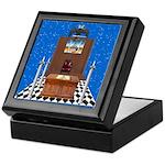 Masonic Blue Lodge Keepsake Box