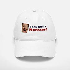 Hillary: I'm No Monster Baseball Baseball Cap