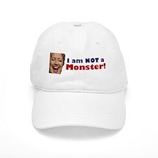 Hillary: I'm No Monster Baseball Cap