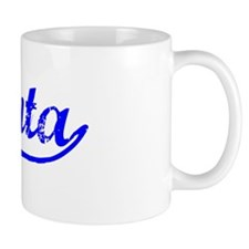 Vintage Atlanta (Blue) Mug