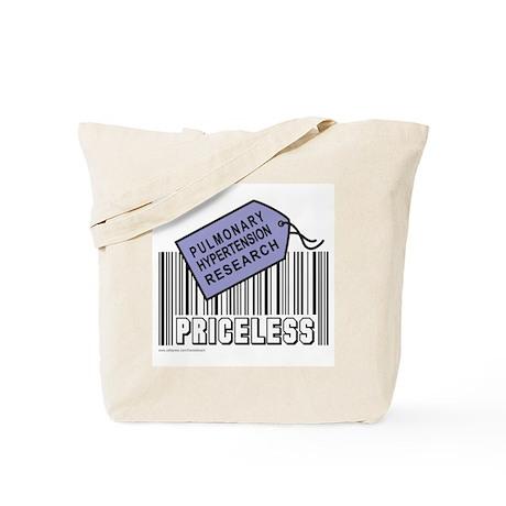 PULMONARY HYPERTENSION CAUSE Tote Bag