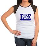 I Pogo Women's Cap Sleeve T-Shirt