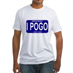 I Pogo Fitted T-Shirt