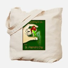 For St. Patrick's Day Tote Bag