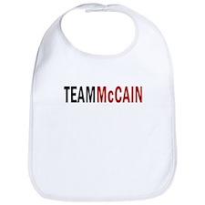 Team McCain Bib
