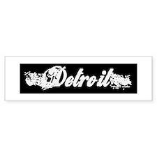 DesignDetroit.com Design Bumper Bumper Sticker