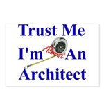 Trust Me...Architect Postcards (Package of 8)