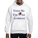 Trust Me...Architect Hooded Sweatshirt