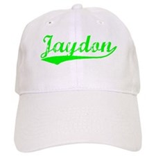 Vintage Jaydon (Green) Baseball Cap