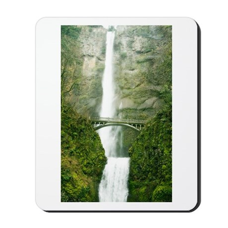 Multnomah Falls, Oregon Mousepad