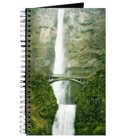 Multnomah Falls, Oregon Journal