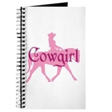 Pink Cowgirl w/ Text Journal