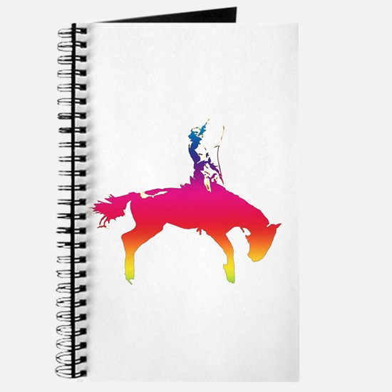 Rainbow Cowgirl Journal