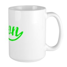 Vintage Jayson (Green) Mug