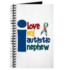 I Love My Autistic Nephew 1 Journal