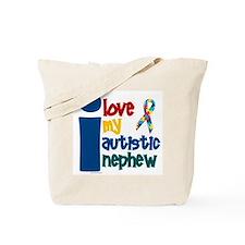I Love My Autistic Nephew 1 Tote Bag