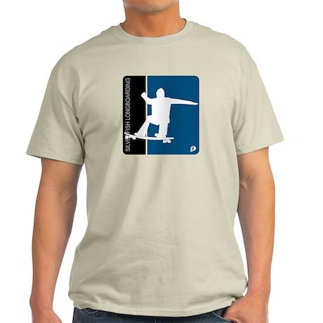 Silverfish Ash Grey T-Shirt