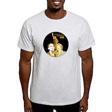 Barack & Hillary 08 (2) T-Shirt