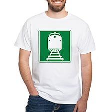 Train Sign Shirt