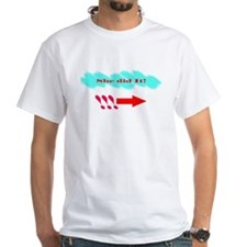 She Did It_Rt Shirt