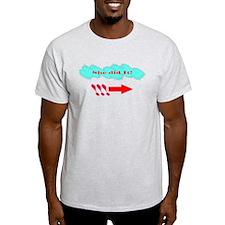 She Did It_Rt T-Shirt