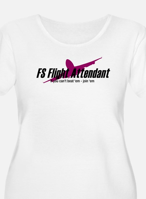 FS Flight Attendant - Join 'e T-Shirt
