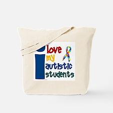 I Love My Autistic Students 1 Tote Bag