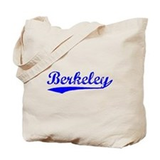 Vintage Berkeley (Blue) Tote Bag