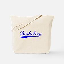 Vintage Berkeley (Blue) Tote Bag