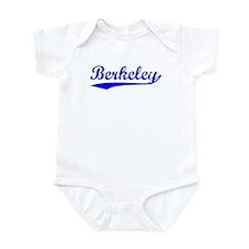Vintage Berkeley (Blue) Infant Bodysuit