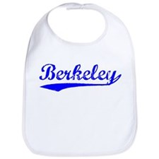 Vintage Berkeley (Blue) Bib