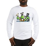 Dog rescue Long Sleeve T-shirts