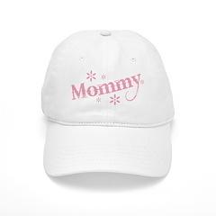 Pink Mommy Baseball Cap