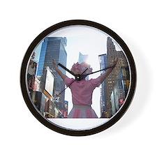 Minnie Pearl Wall Clock