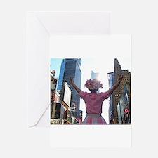 Minnie Pearl Greeting Card