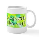 Mug. Smart rescue dog.