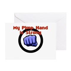 My Pimp Hand is Strong Greeting Cards (Pk of 20)