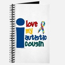 I Love My Autistic Cousin 1 Journal