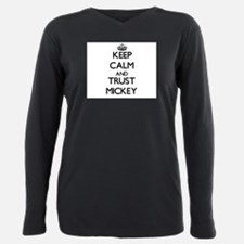 Keep Calm and TRUST Mickey T-Shirt