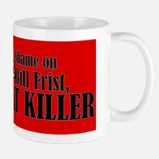 Bill Frist, Cat Killer Mug