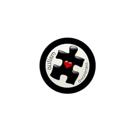 Autism Awareness (K3) Mini Button
