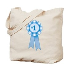 First Place Blue Ribbon Tote Bag