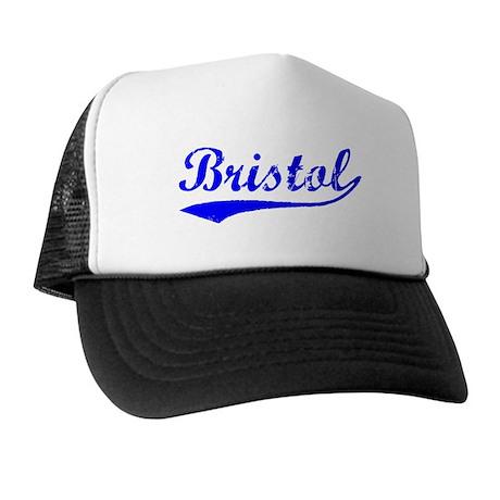 Vintage Bristol (Blue) Trucker Hat