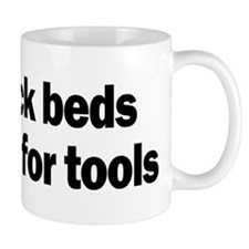 Truck beds for tools Mug