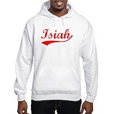 Vintage Isiah (Red) Hoodie