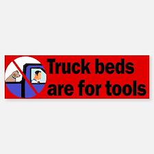 Truck Beds For Tools Bumper Bumper Bumper Sticker