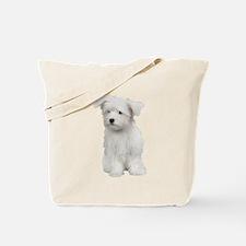Maltese Picture - Tote Bag
